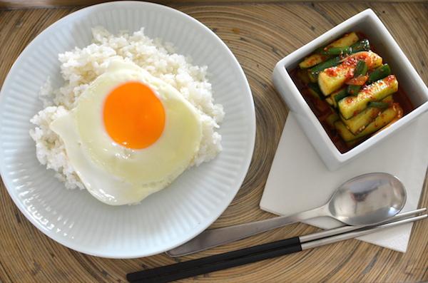 韓式家常菜組合 by 韓國餐桌