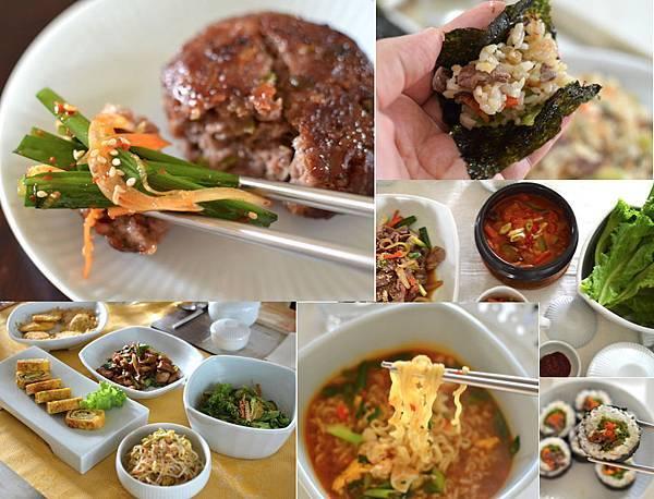 韓國餐桌家常菜