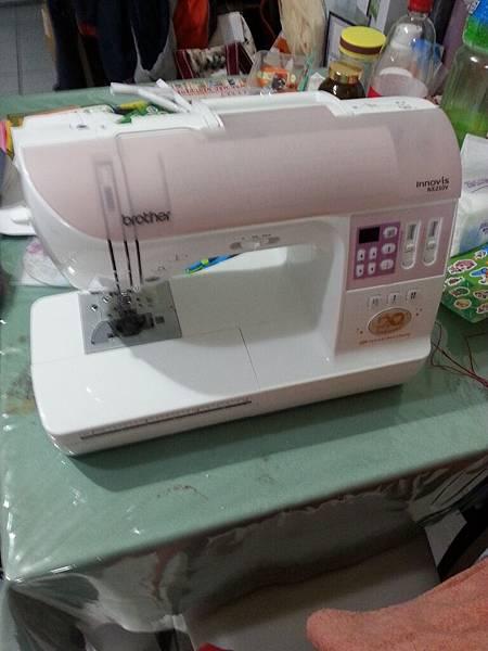 2013.11月縫紉機