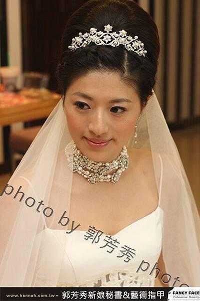 新娘秘書 - 玉芬迎娶造型