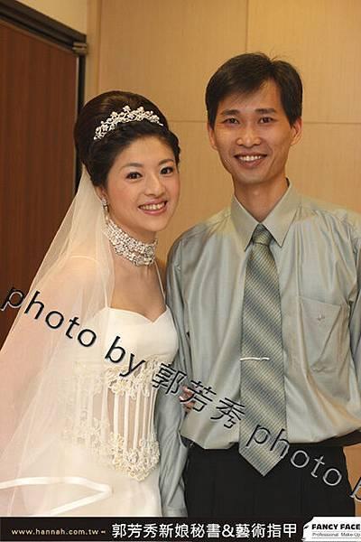 新娘秘書 - 玉芬與朋友合照