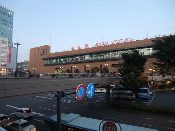 091012 仙台車站