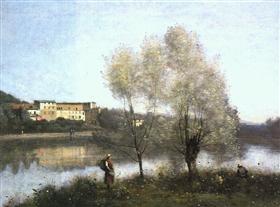 Camille Corot Ville d%5CAvrey.jpg
