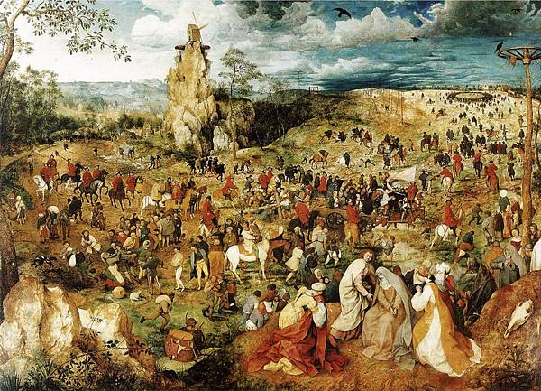 Pieter Bruegel The Way to Calvary.jpg