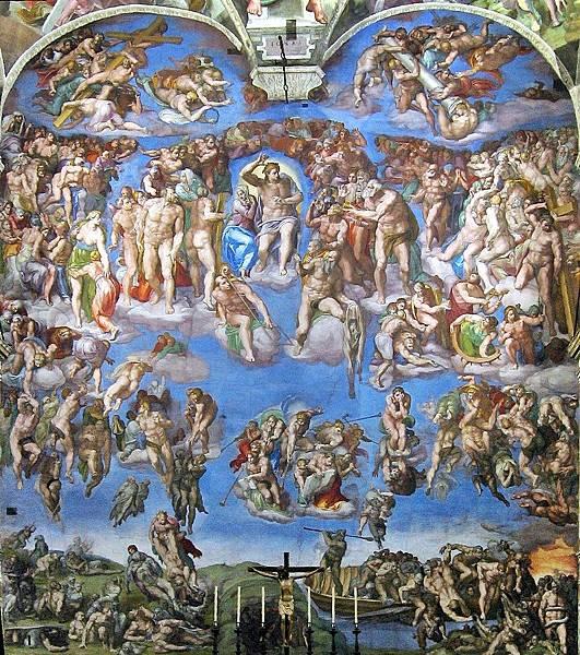 Michelangelo Buonarroti  Giudizio Universale.jpg