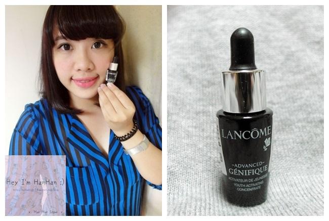 Lancome蘭蔻♥肌因賦活露x小黑瓶