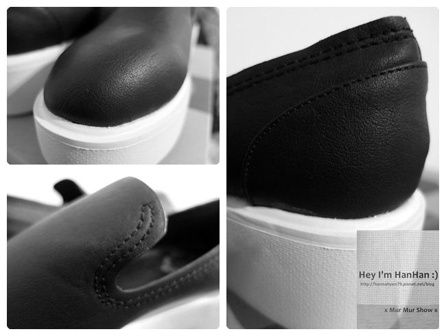 韓國微尖頭休閒皮革厚底鞋♥淘寶♥taobao♥RaigIsy