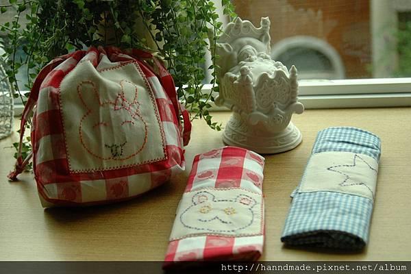 這些都是芯大班時作的縫工(2007)