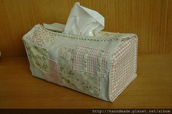 Tissu Box Case