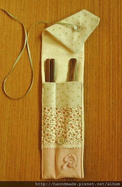 雜貨風長版餐具包~細緞帶.jpg