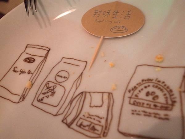 很快的被掃光的Cheese 麵包(盤)