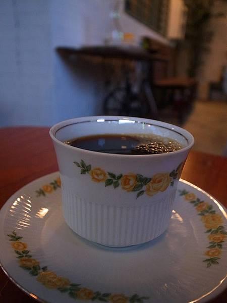 對味的第三杯咖啡