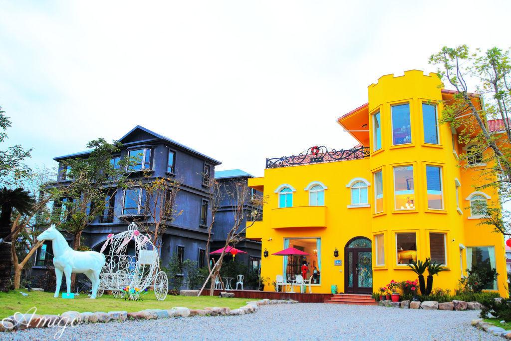 宜蘭羅東香狄亞民宿