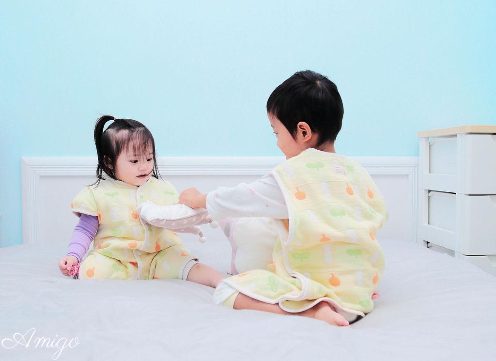 Hotteppa波爾卡2way成長型睡袍