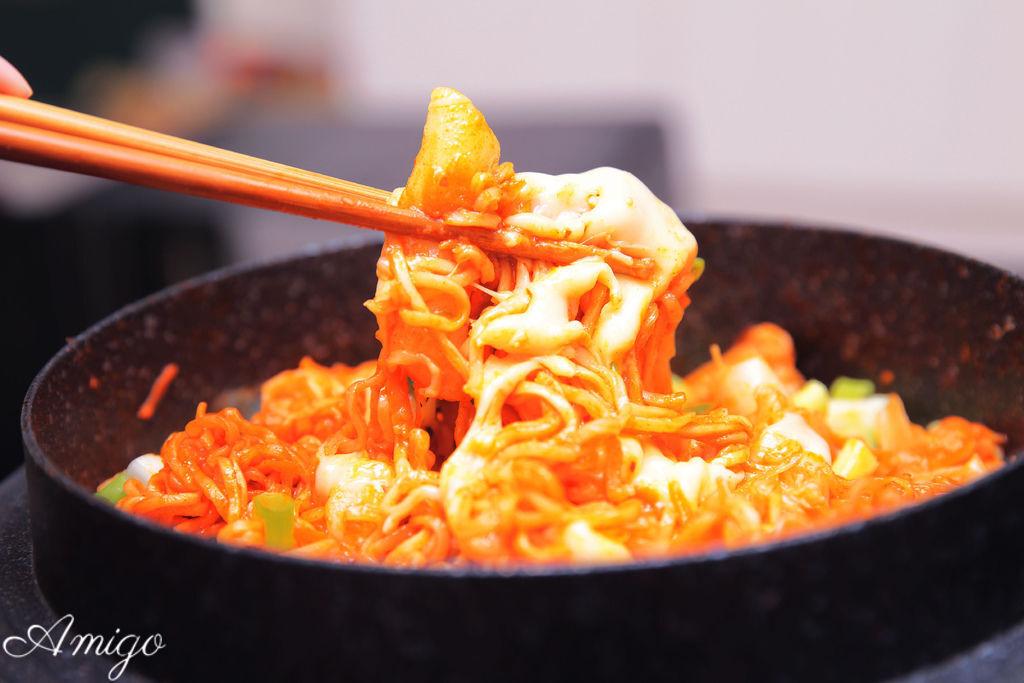 韓國泡麵年糕