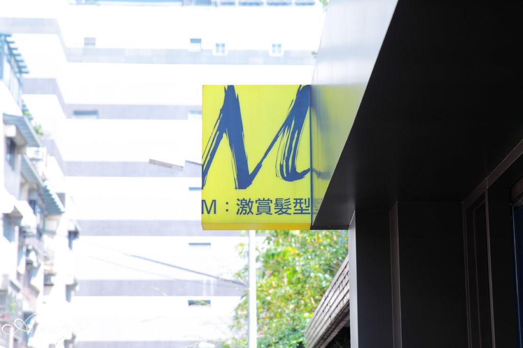 M 激賞髮型