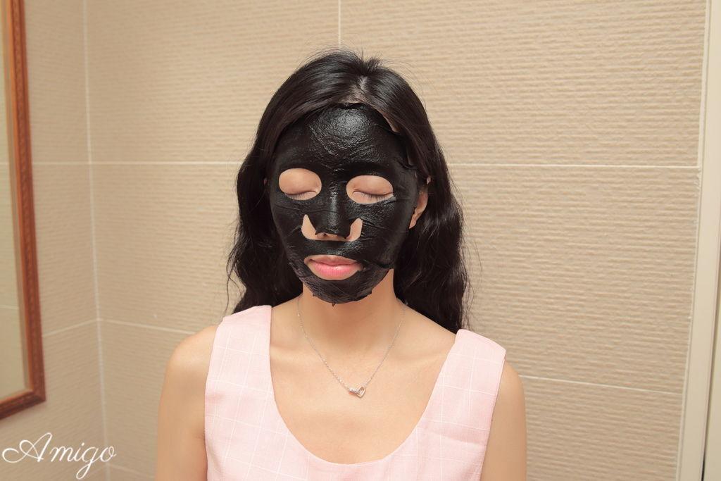 sexylook 美肌專科 醫美級黑面膜