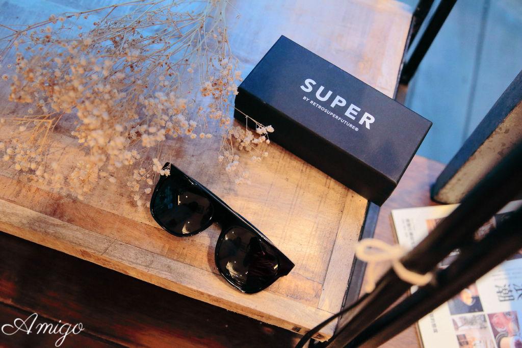 Super Sunglasses Flat Top