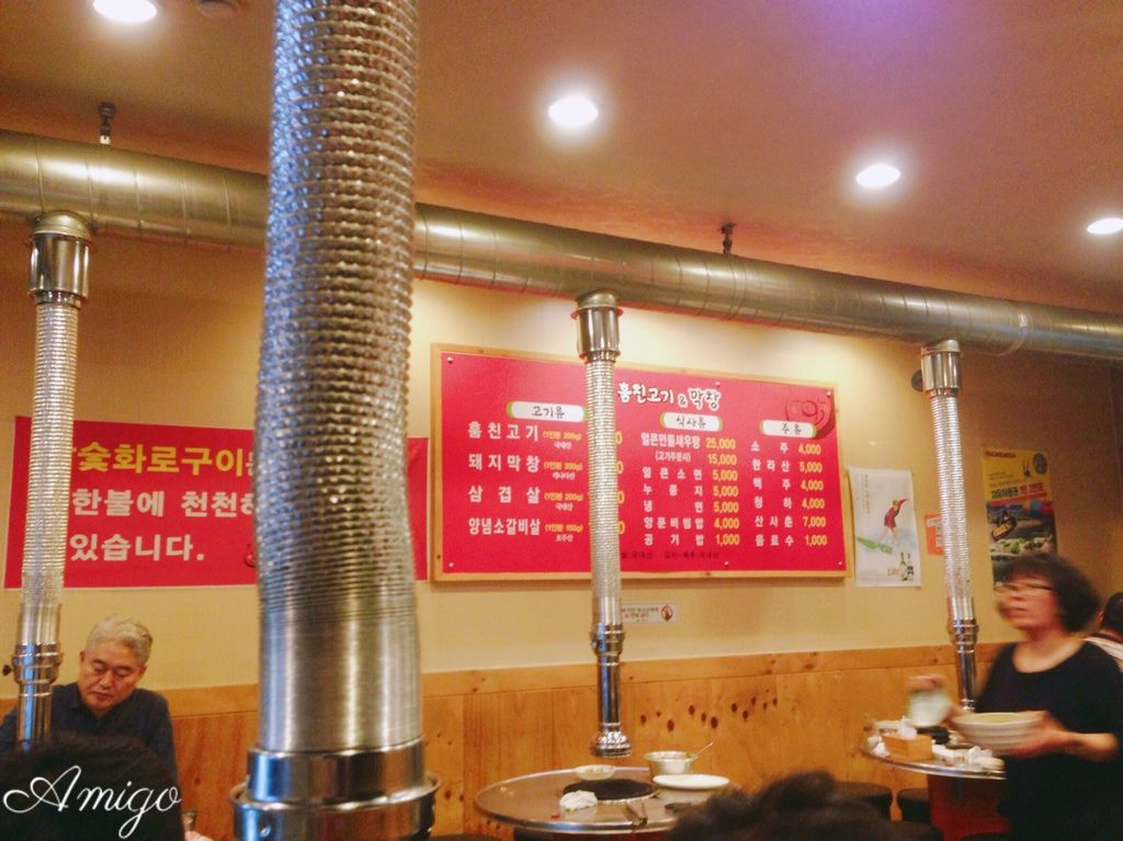 韓國旅遊美食
