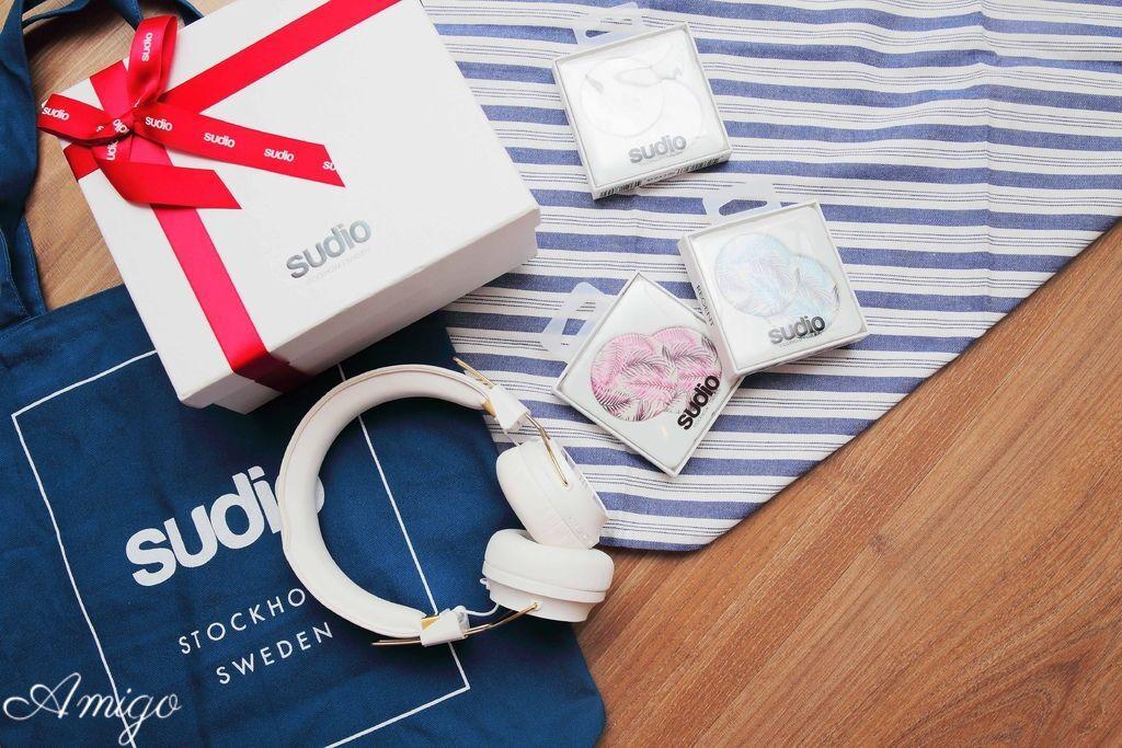 Sudio Regent 藍芽耳機