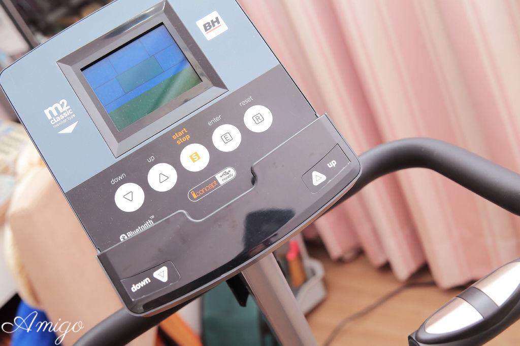 BH歐洲百年品牌  H610U 臥式健身車