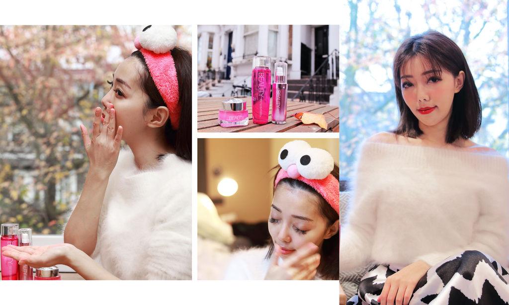 台鹽Beauty系列 海洋奇肌露+激因賦活菁華EX+ALL IN ONE 全效極緻賦活精華EX +