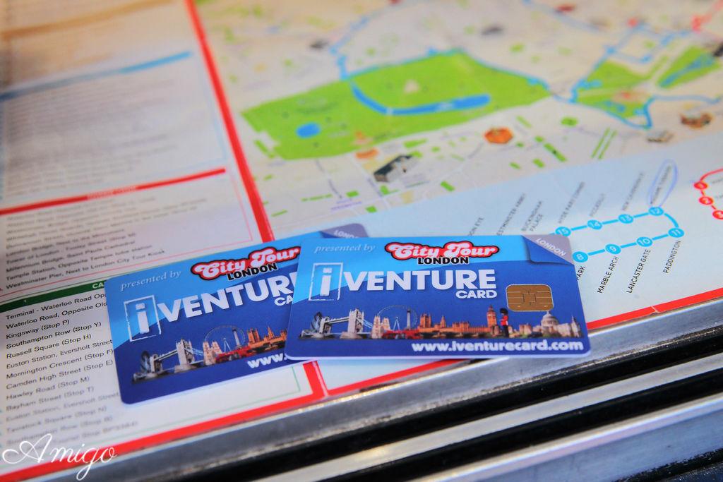 英國倫敦自助行旅遊 Iventure景點通票