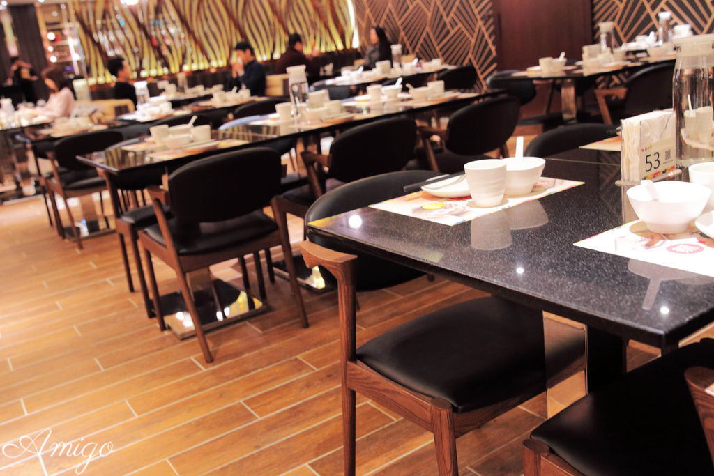 龍茶味點 港式飲茶餐廳 微風信義