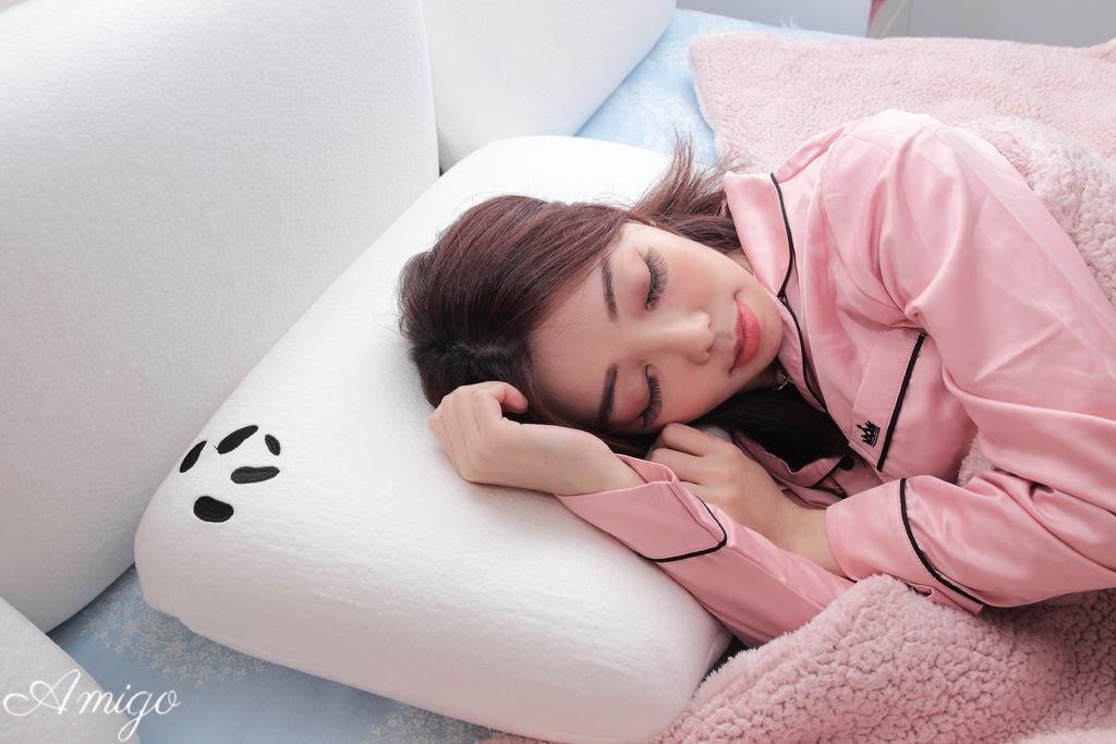 英國 Panda 甜夢枕