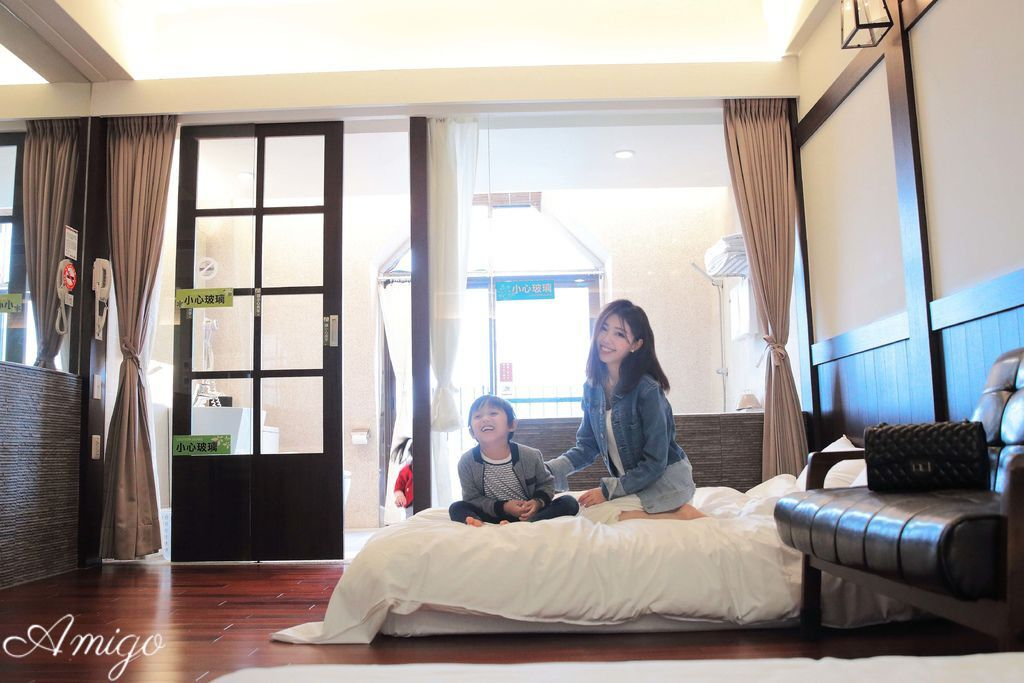 親子旅遊 麗翔酒店連鎖-礁溪館
