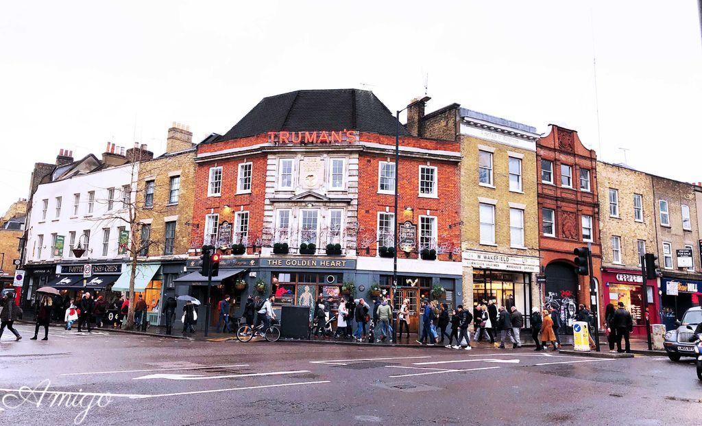 英國倫敦旅遊逛街