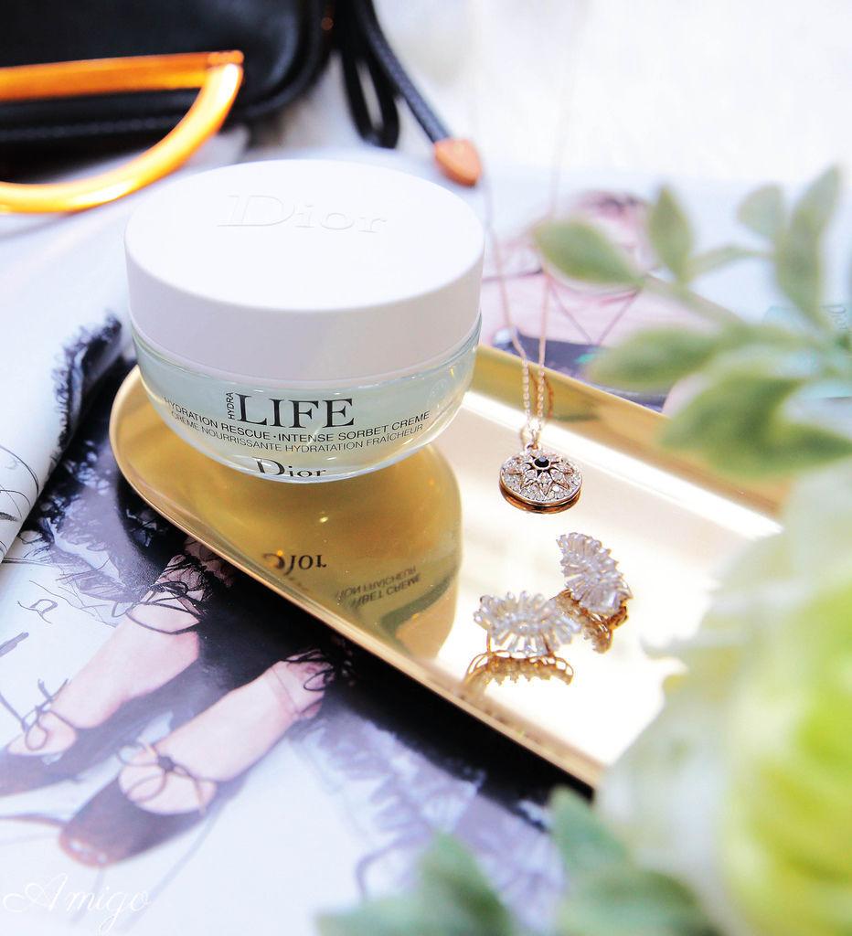 Dior 迪奧 花植水漾高效保濕凝霜,花植水漾精華化妝水