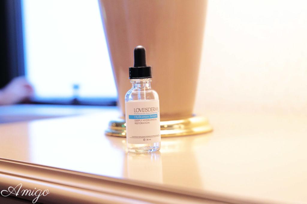 LOVEISDERMA 愛斯德瑪 B5 保濕凝凍面膜 , 瞬效保濕精華液
