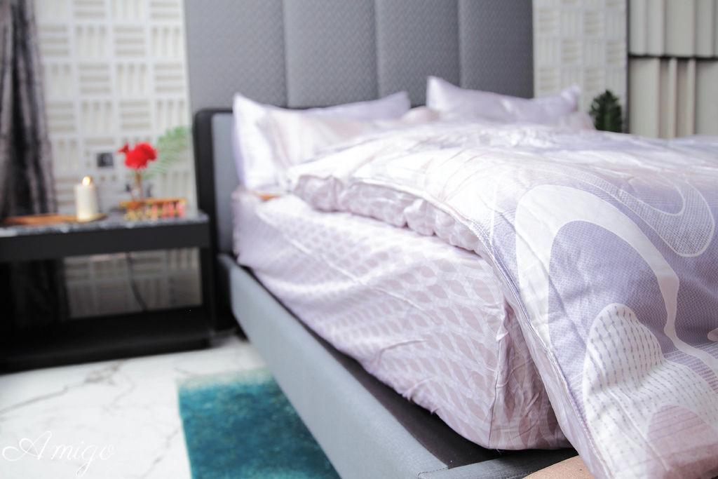 禾雅HOYA 40支/60支100%天絲抗菌四件套床組 團購