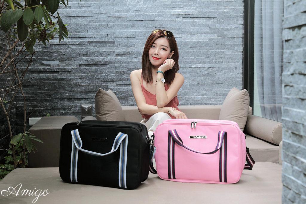NaSaDen 圓夢故事箱,旅行箱,行李箱,雪佛包改版