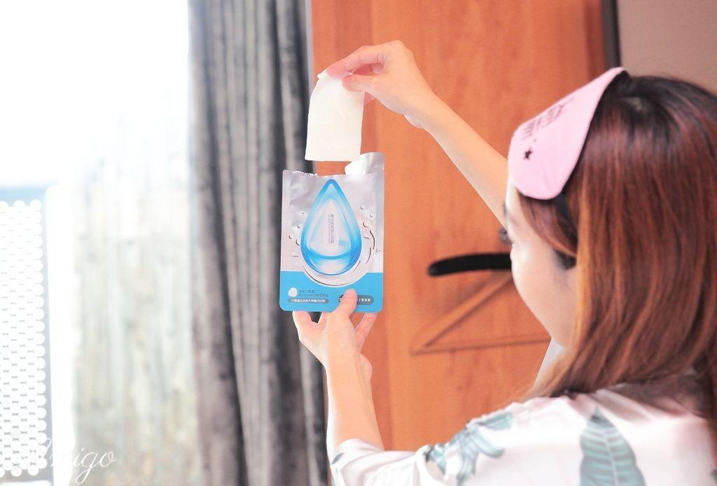WELLFON  薇風大水滴三分子玻尿酸補水精華凝乳面膜
