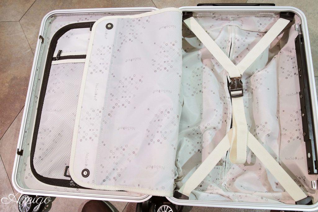 德國NaSaDen 納莎登 圓夢故事箱 海德堡系列 20吋旅行箱 行李箱