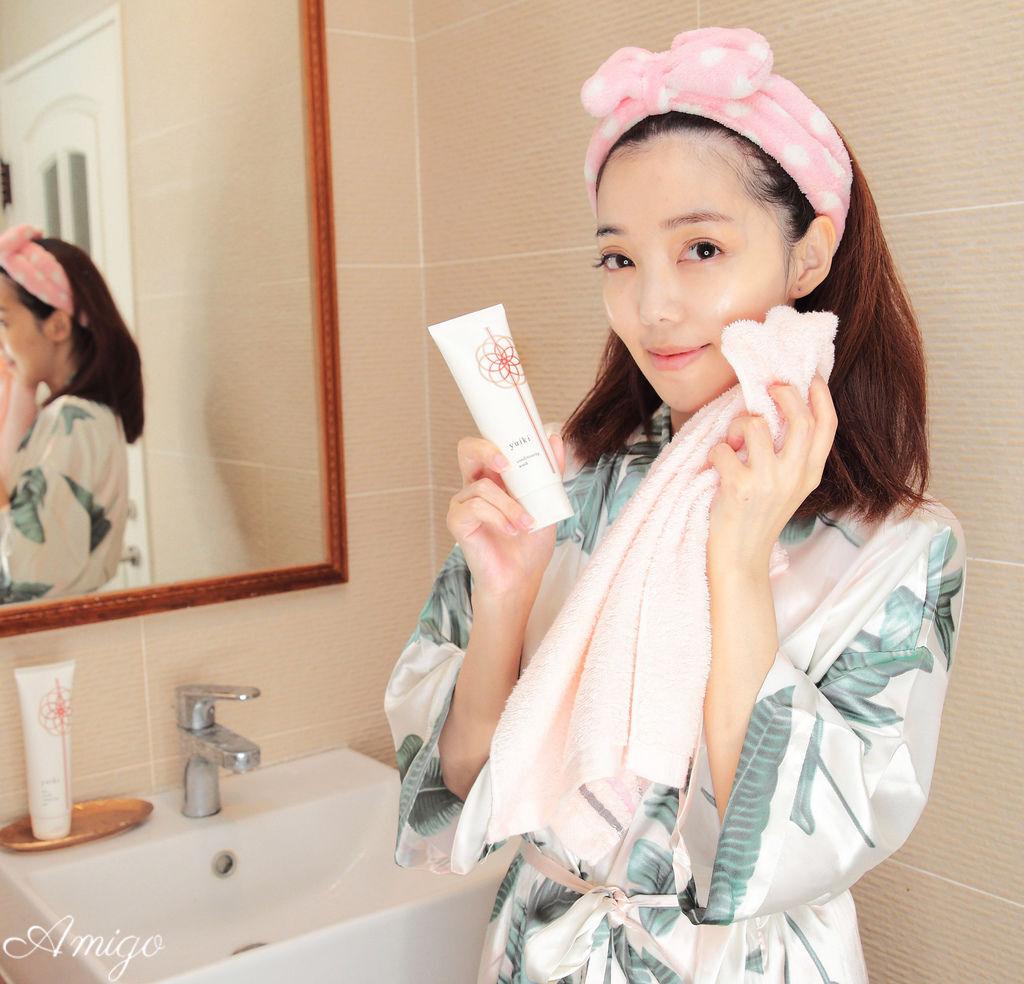 日本藥妝,yuiki溫感去角質卸妝凝膠,yuiki 深層調理洗面乳
