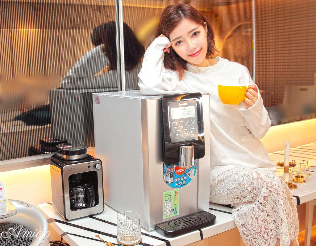 元山 免安裝移動式溫熱淨飲機