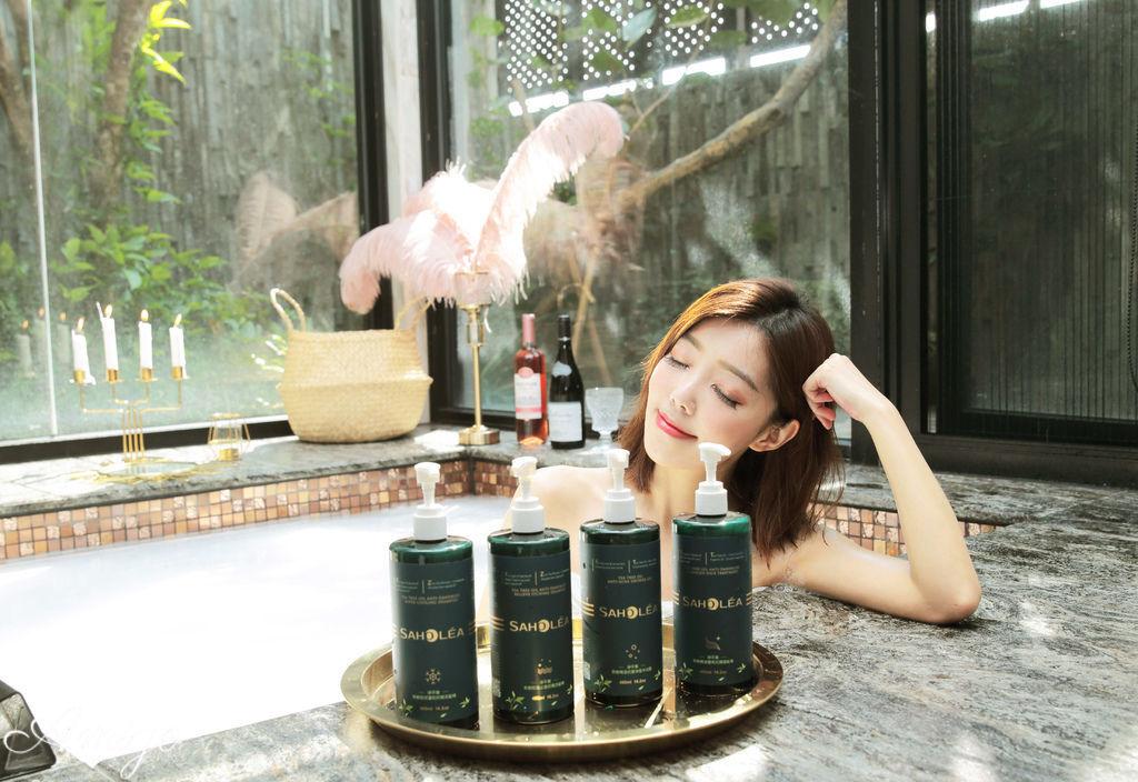 森歐黎漾 淨平衡茶樹精油系列洗護組
