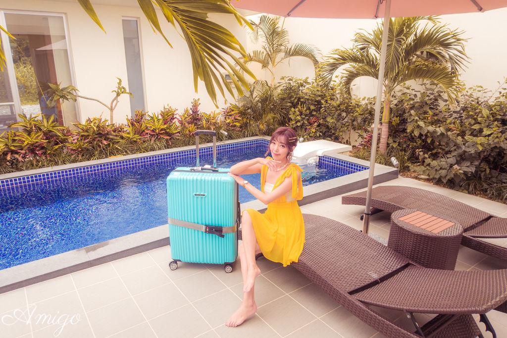 沖繩住宿 Coldio Pool and Villas