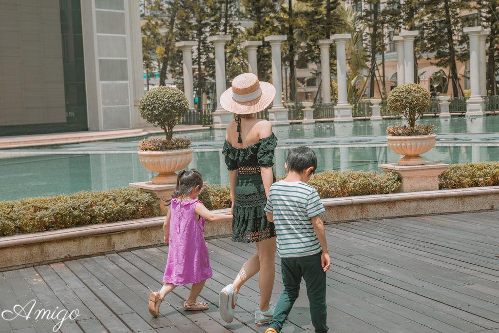 高雄住宿 義大皇家飯店 E-DA ROYAL HOTEL 親子旅遊