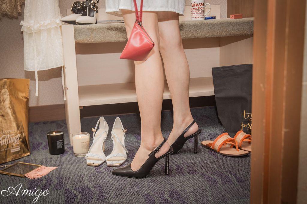 時尚穿搭 charles & keith 小CK 鞋 包包開箱分享