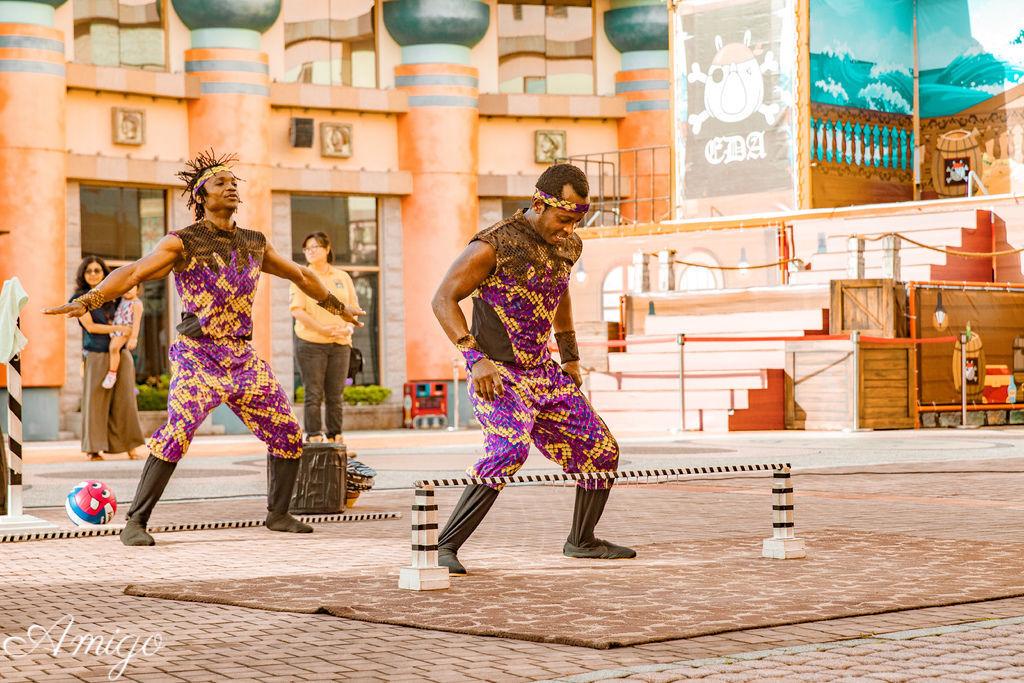 高雄旅遊 義大世界購物廣場Outlet MALL 義大遊樂世界 E-DA THEME PARK