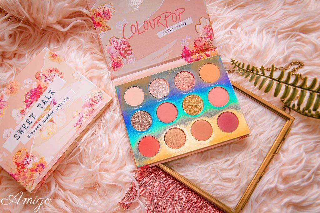 ColourPOP 彩妝
