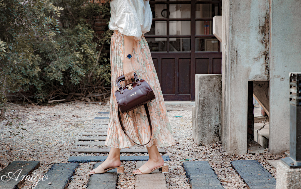 英國 beara beara 手工皮革包 開箱