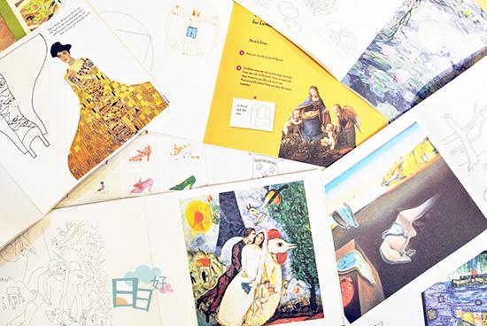 日日好文創創意彩繪與配色課程
