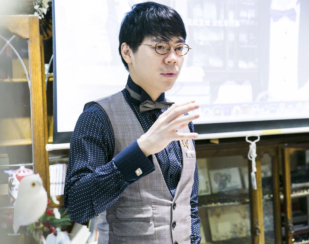台北日日好文創鋼筆書寫權威韓玉青老師