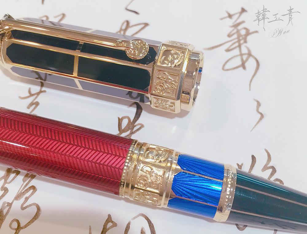 0韓玉青老師送禮用鋼筆禮贈品鋼筆開箱評價