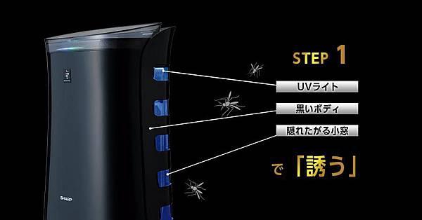 Sharp「蚊取空清」空氣清淨機FU-GK50-sub01-1.jpg